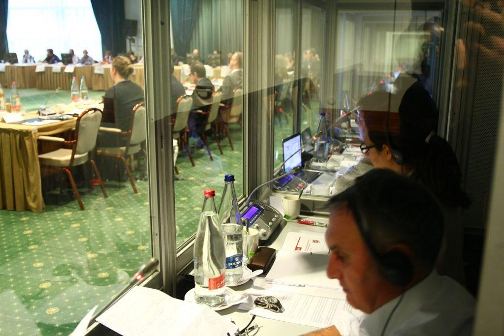 Simultantechnik leihen Bonn Kongress Konferenz Seminar Fortbildung International